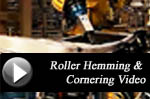 Robotic Roller Hemming & Cornering Video
